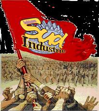 SUD Industire à l'attaque