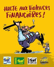 Halte aux violences financières