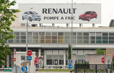 Renault Pompe a fric