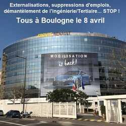 Tous à Boulogne le 8 avril